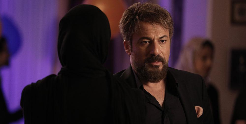 امیر آقایی در سریال آقازاده